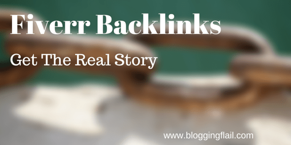 Fiverr Backlinks Review