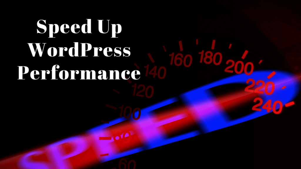 wordpress performance optimization tips