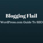 WordPress.com SEO Guide